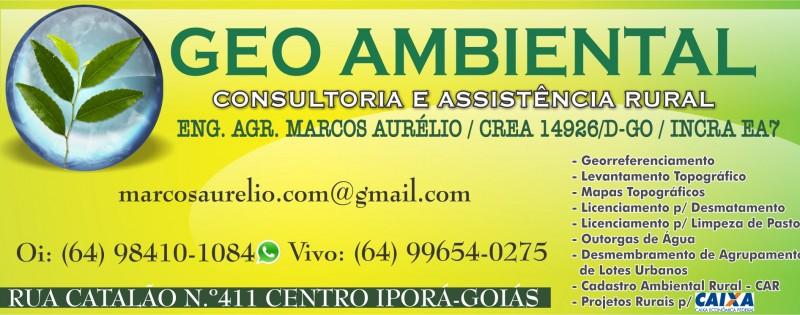 AGRIMENSURA - GEO AMBIENTAL