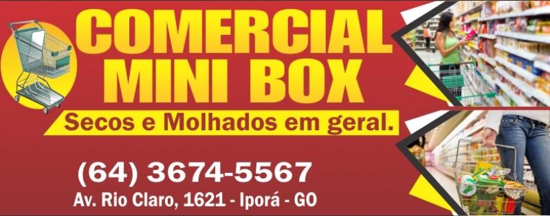 COMERCIAL MINI BOX