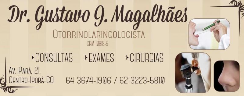 OTORRINO - DR. GUSTAVO MAGALHÃES