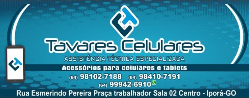 CELULARES - TAVARES CELULARES