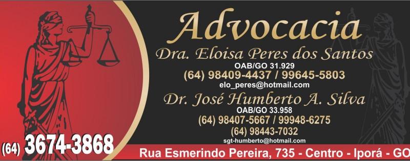 ADVOCACIA - DRª ELOISA PERES