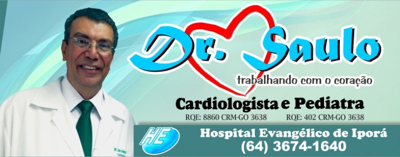 CARDIOLOGISTA - DR. SAULO MENEZES