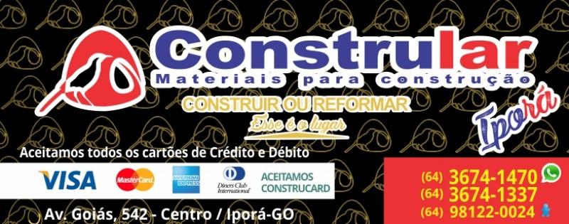 CONSTRULAR - MATERIAIS PARA CONSTRUÇÃO