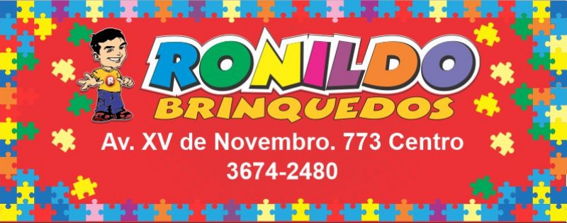 RONILDO BRINQUEDOS