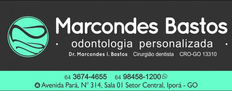 CONSULT. ODONTO - MARCONDES BASTOS