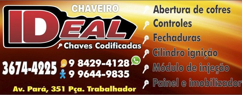 CHAVEIRO IDEAL