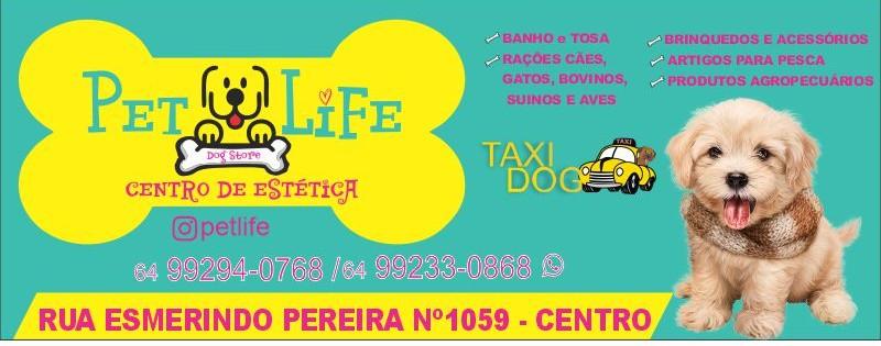 PET LIFE DOG STORE - CENTRO DE ESTÉTICA