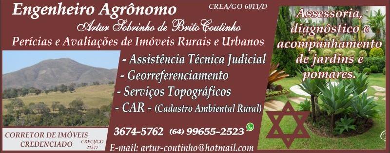 ENGENHEIRO AGRÔNOMO ARTUR SOBRINHO