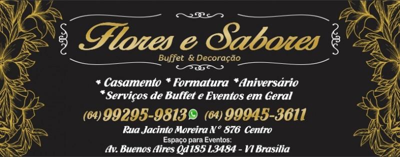 ESPAÇO FLORES E SABORES