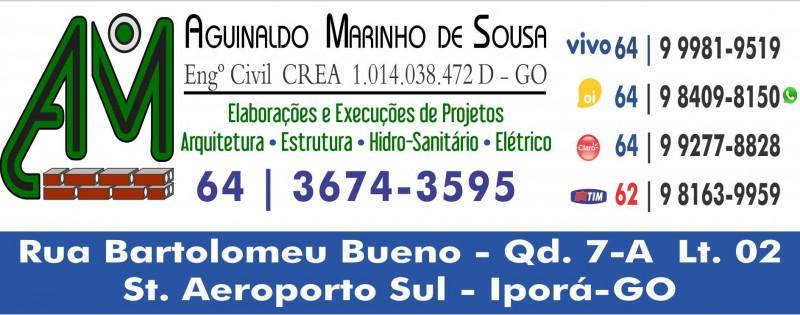 AGUINALDO MARINHO - ENGENHEIRO CIVIL